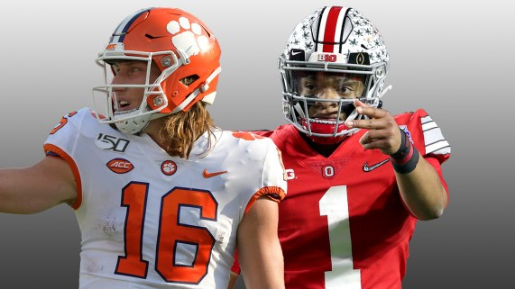NFL Draft Odds: Trevor Lawrence or Justin Fields? Betting Market Sees Little Debate for First Overall Pick