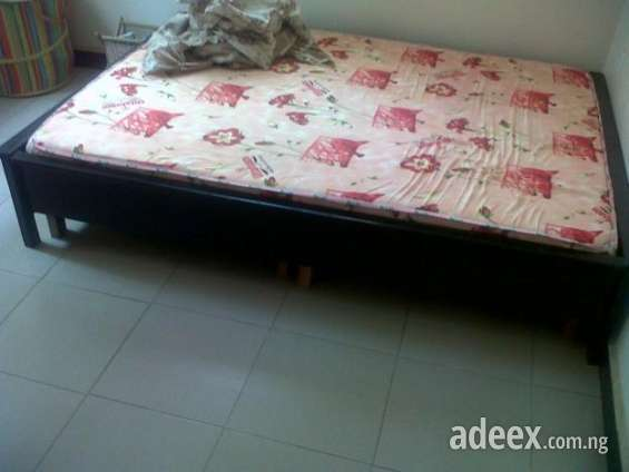Half Priced New 4 By 6 Bed Frame With Mattress