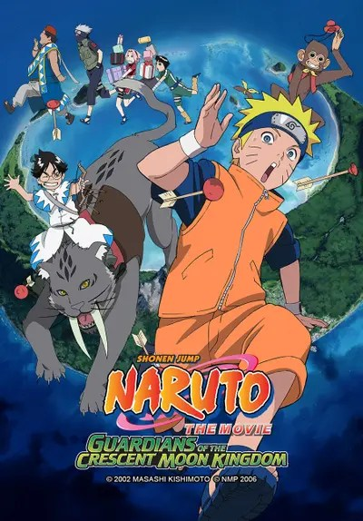 Watch Naruto the Movie Guardians of the Crescent Moon