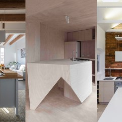 Kitchen Island Home Depot Best Commercial Degreaser 小厨房里的智能配置 Archdaily Smart Configurations For Small Kitchens