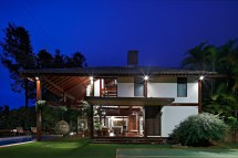 Casa Jardim David Guerra Archdaily Brasil