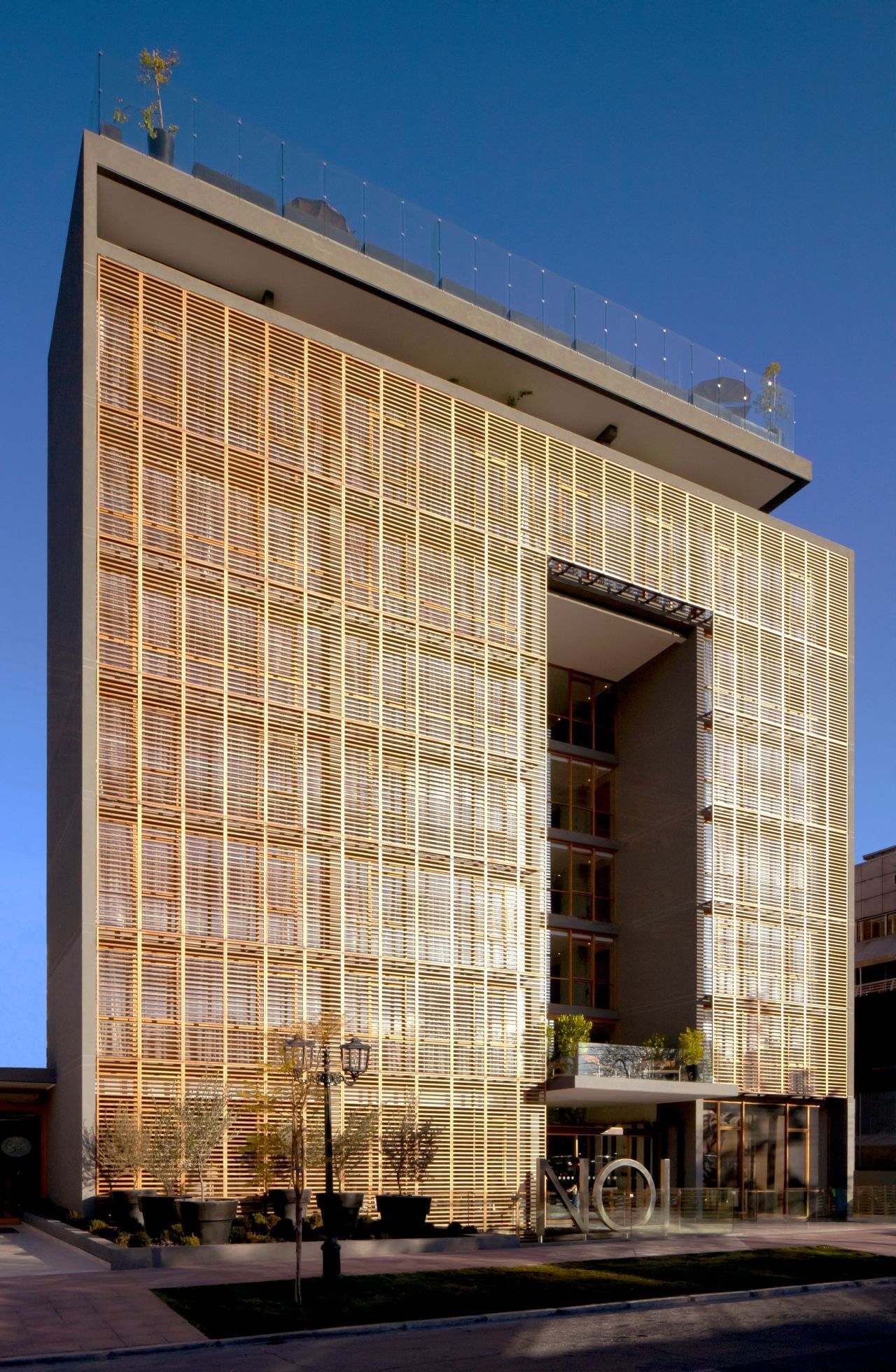 Noi Hotel Archdaily
