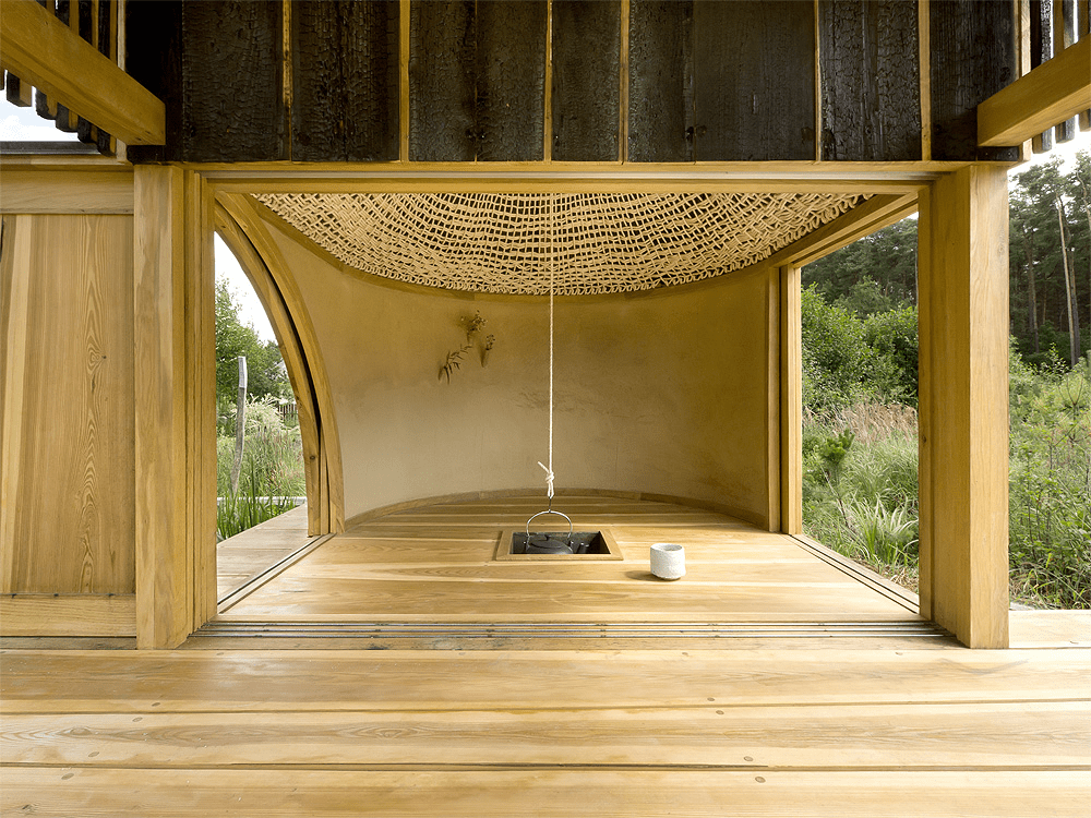 Black Teahouse  A1Architects  ArchDaily