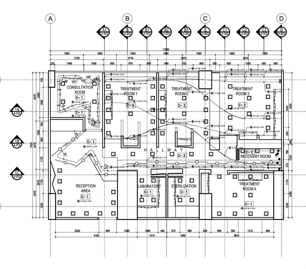 lighting diagram design