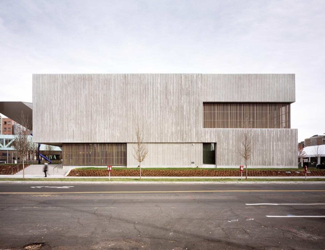 Clyfford Still Museum  Allied Works Architecture  Archdaily