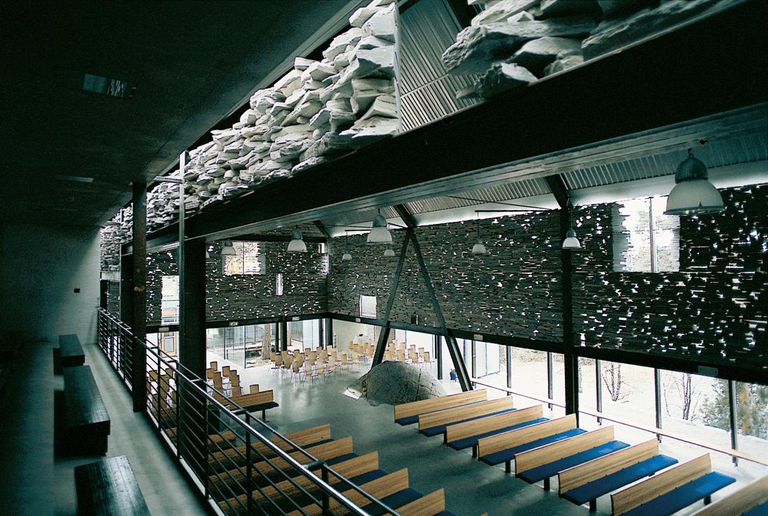 Image result for Mortensrud church