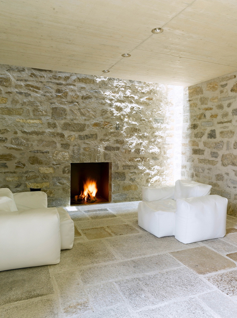 Gallery of Brione House  Wespi de Meuron Romeo architects