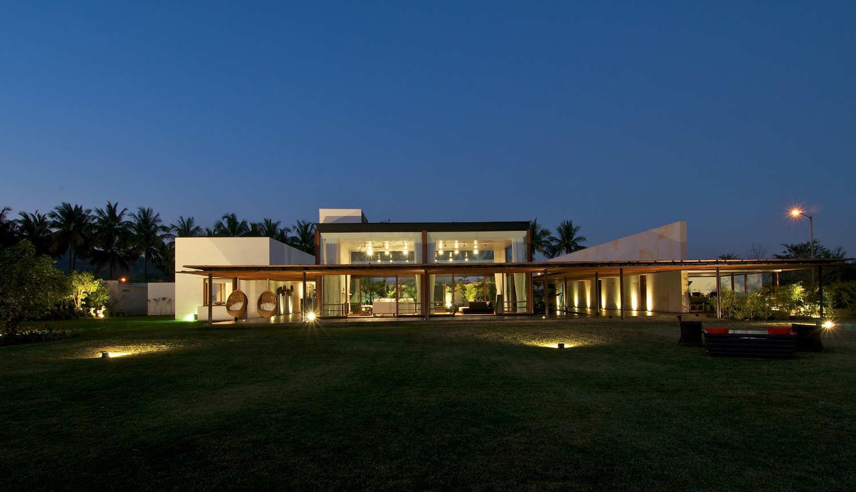 Khadakvasla House Spasm Design Architects Archdaily