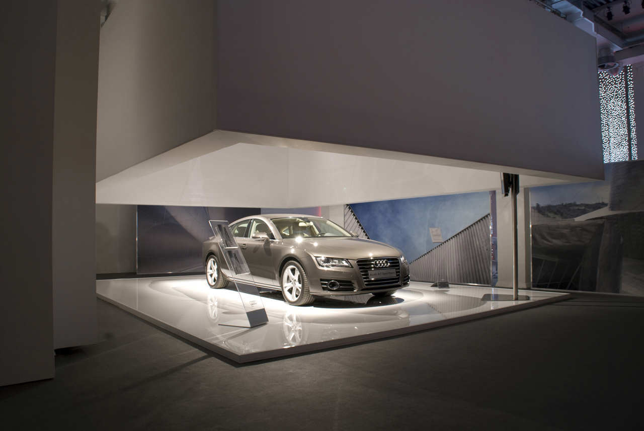 Gallery of Audi In Milan  POINT  6
