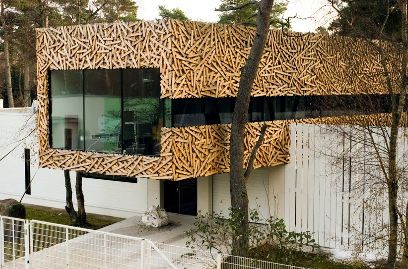 Suurupi House extension  Arhitektid Muru  Pere  ArchDaily