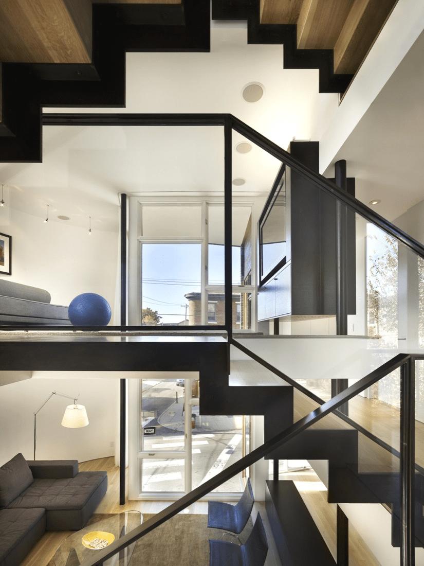 Gallery of Split Level House  Qb Design  10
