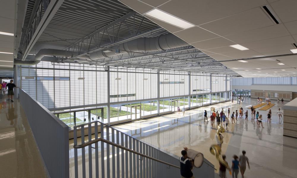 Gallery Of Metea Valley High School DLR Group 2