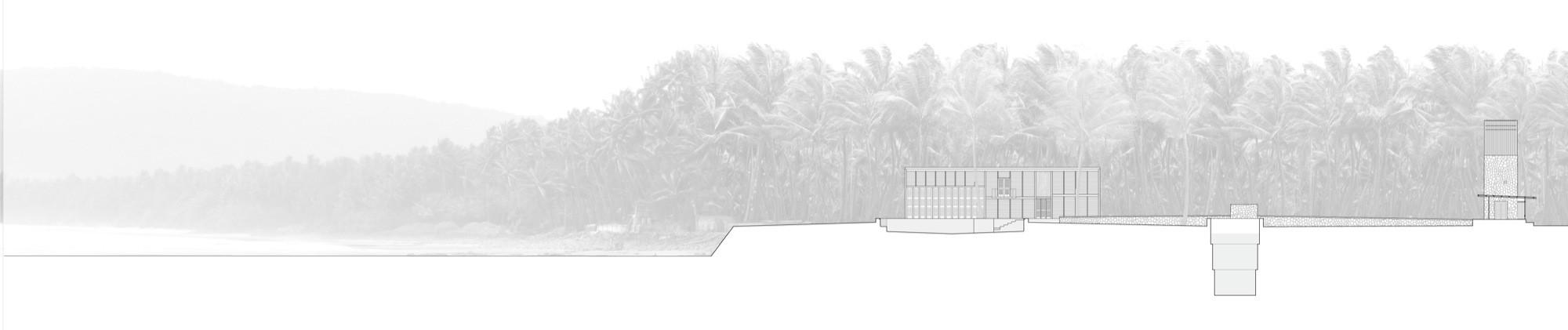 Gallery of Palmyra House  Studio Mumbai  21