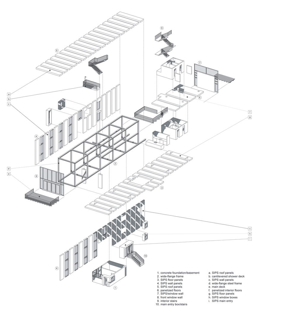 house insulation diagram