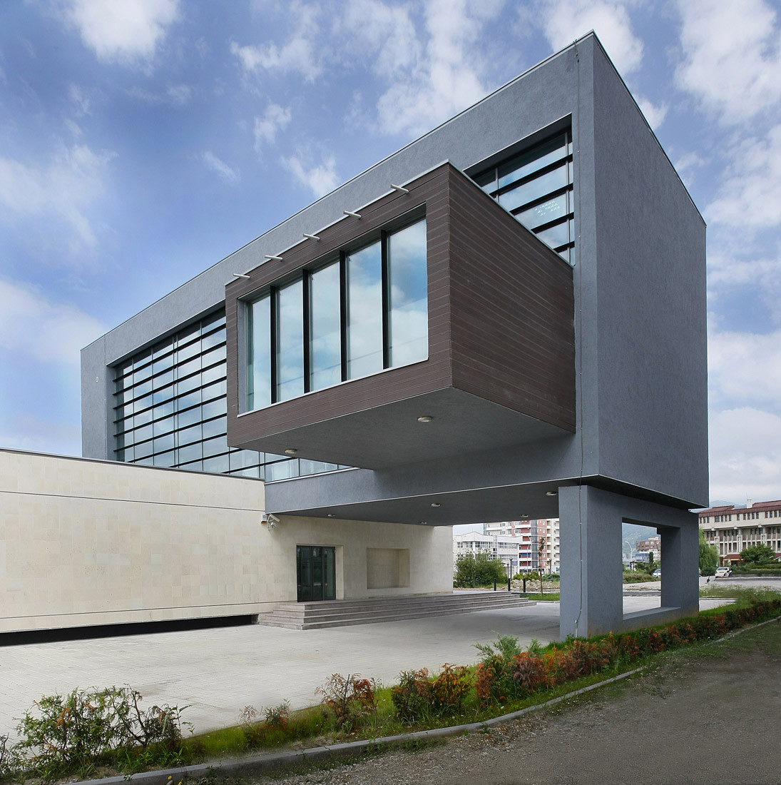 Modern Architecture Building Design