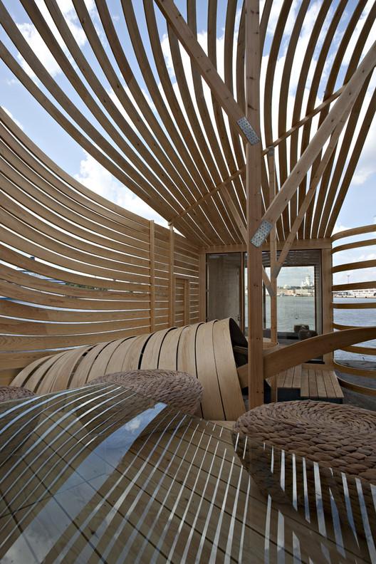 Wisa Wooden Design Hotel Pieta Linda Auttila Archdaily