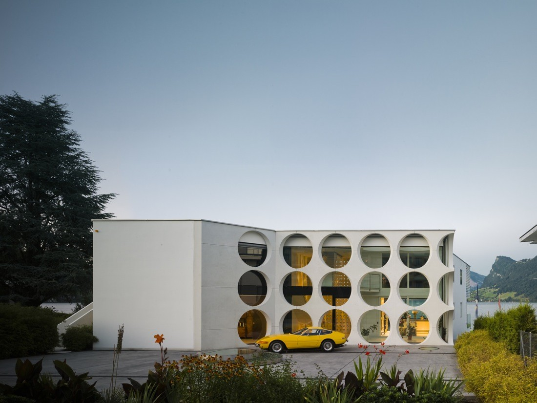House Philippe Stuebi Archdaily