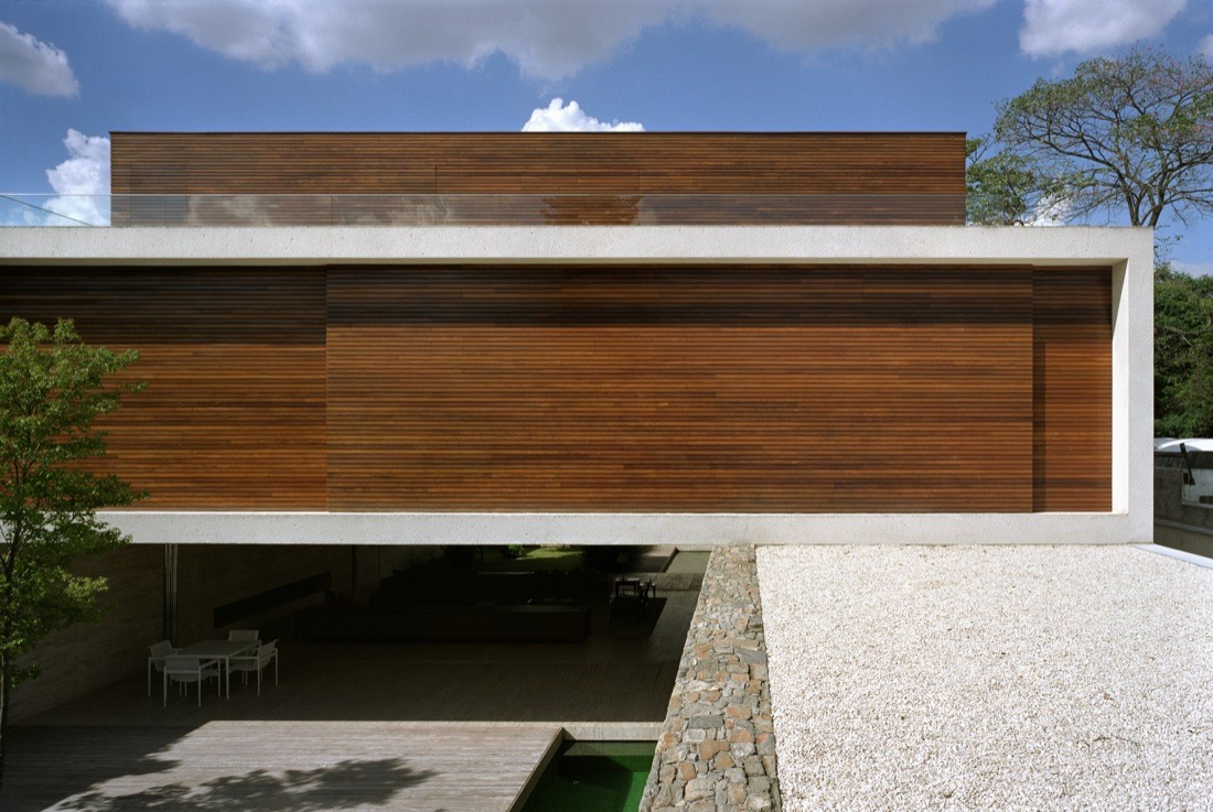Mirindaba House  Marcio Kogan  ArchDaily