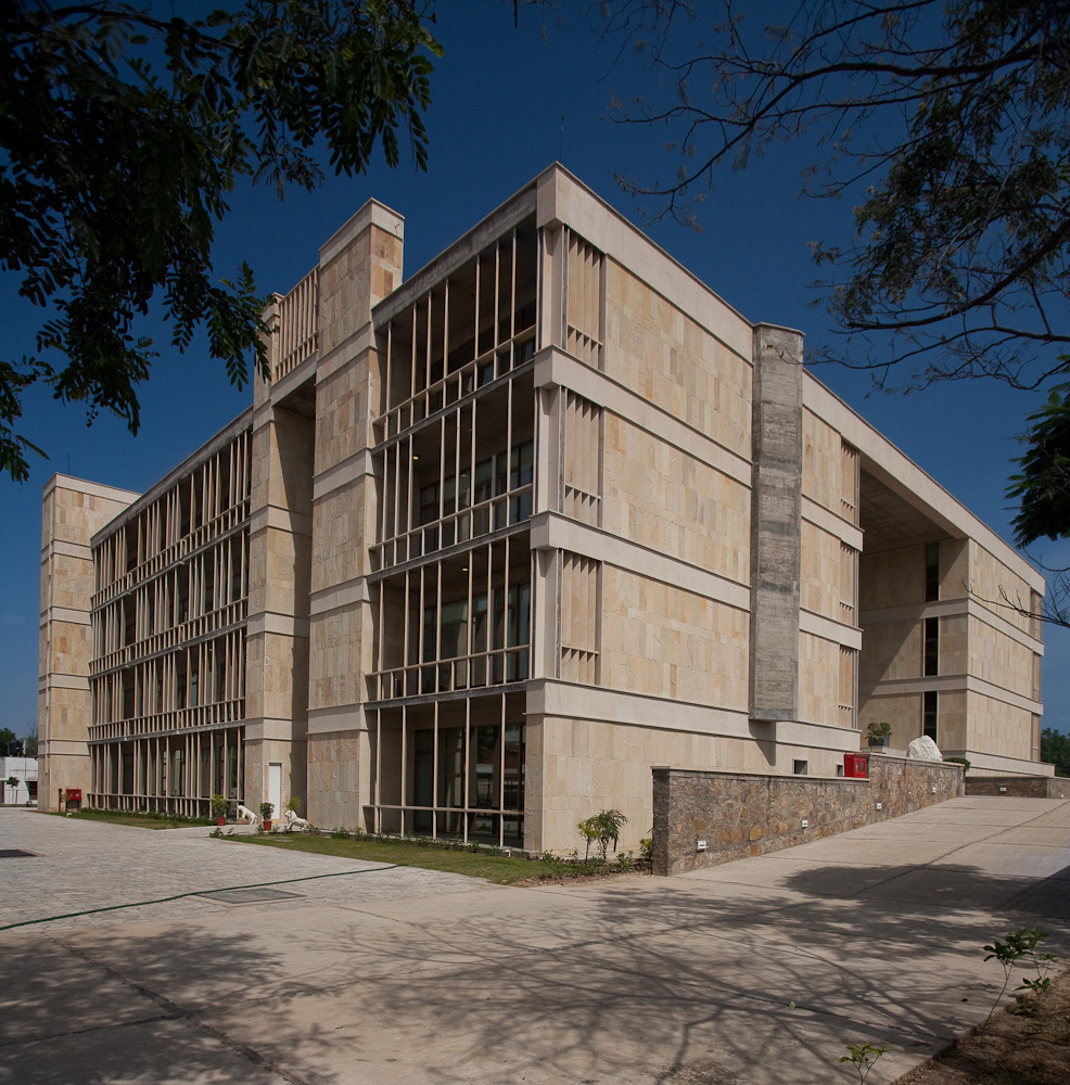 Wolkem Office Building Vir.mueller Architects Archdaily