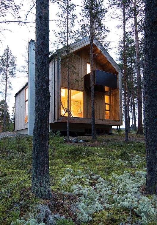 Gunnar S House Huus Og Heim Arkitektur Archdaily