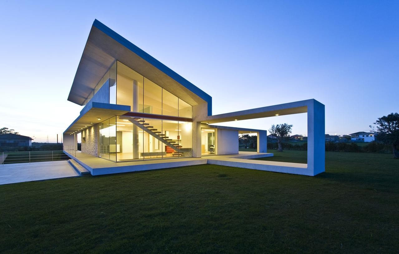 Villa T Architrend Architecture Archdaily