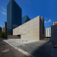 SPSI Art Museum / Wang Yan | ArchDaily