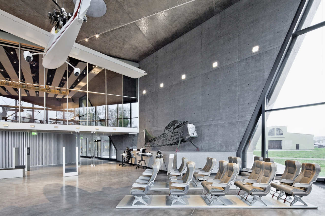 Gallery of Museum of Aviation and Aviation Exhibition Park  Pysall Ruge Architekten