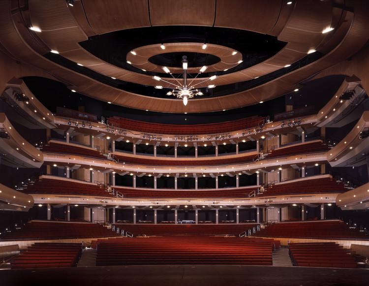Ellie caulkins opera house at the quigg newton auditorium semple brown design also rh archdaily