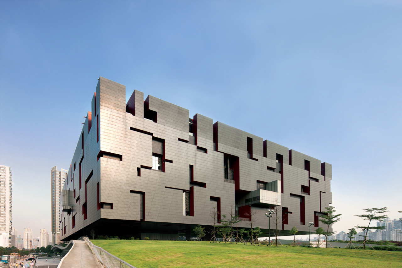 Guangdong Museum Rocco Design Architects Archdaily