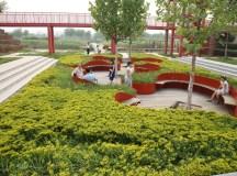 Shanghai Houtan Park / Turenscape | ArchDaily