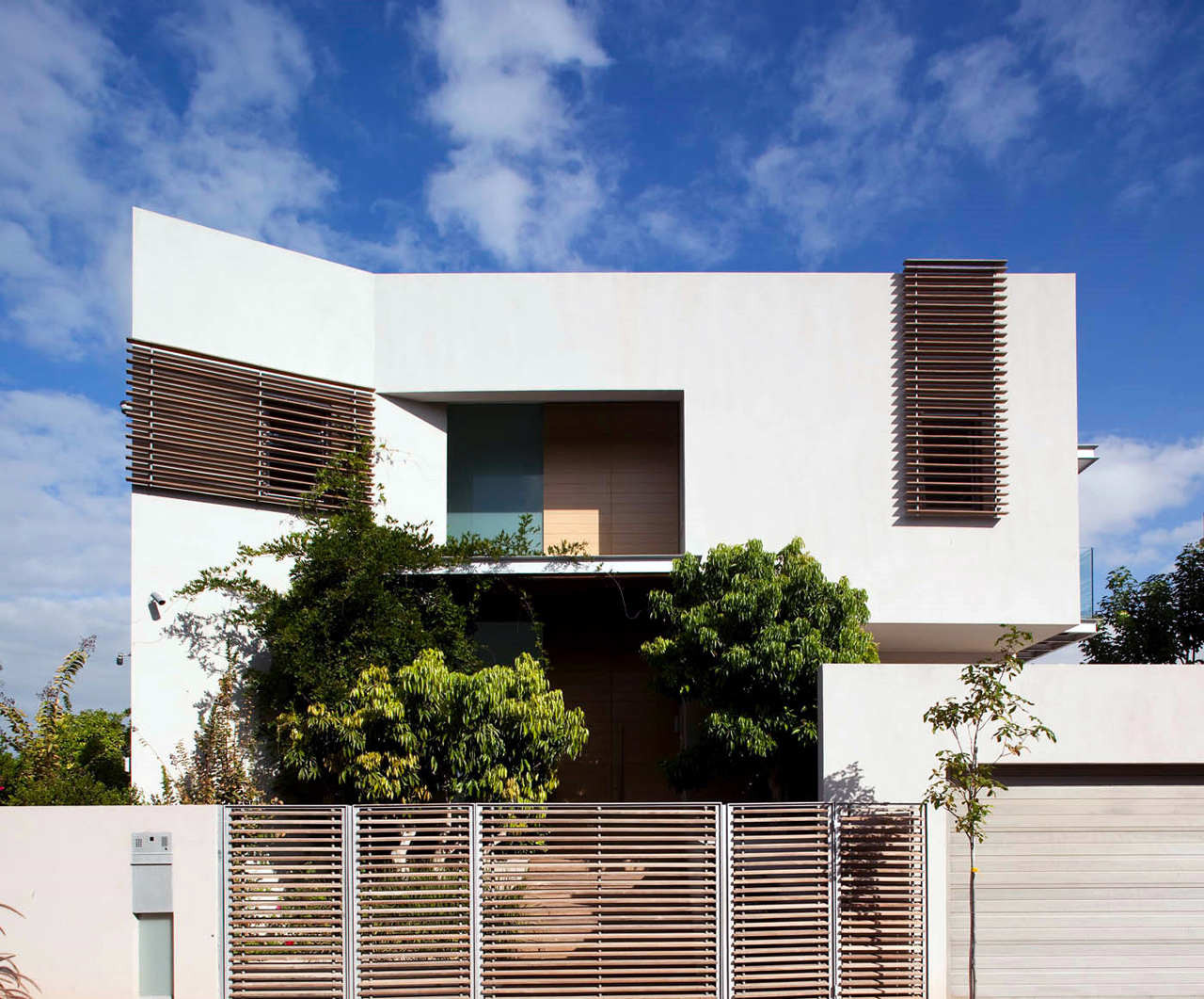 Dg House Domb Architects Archdaily