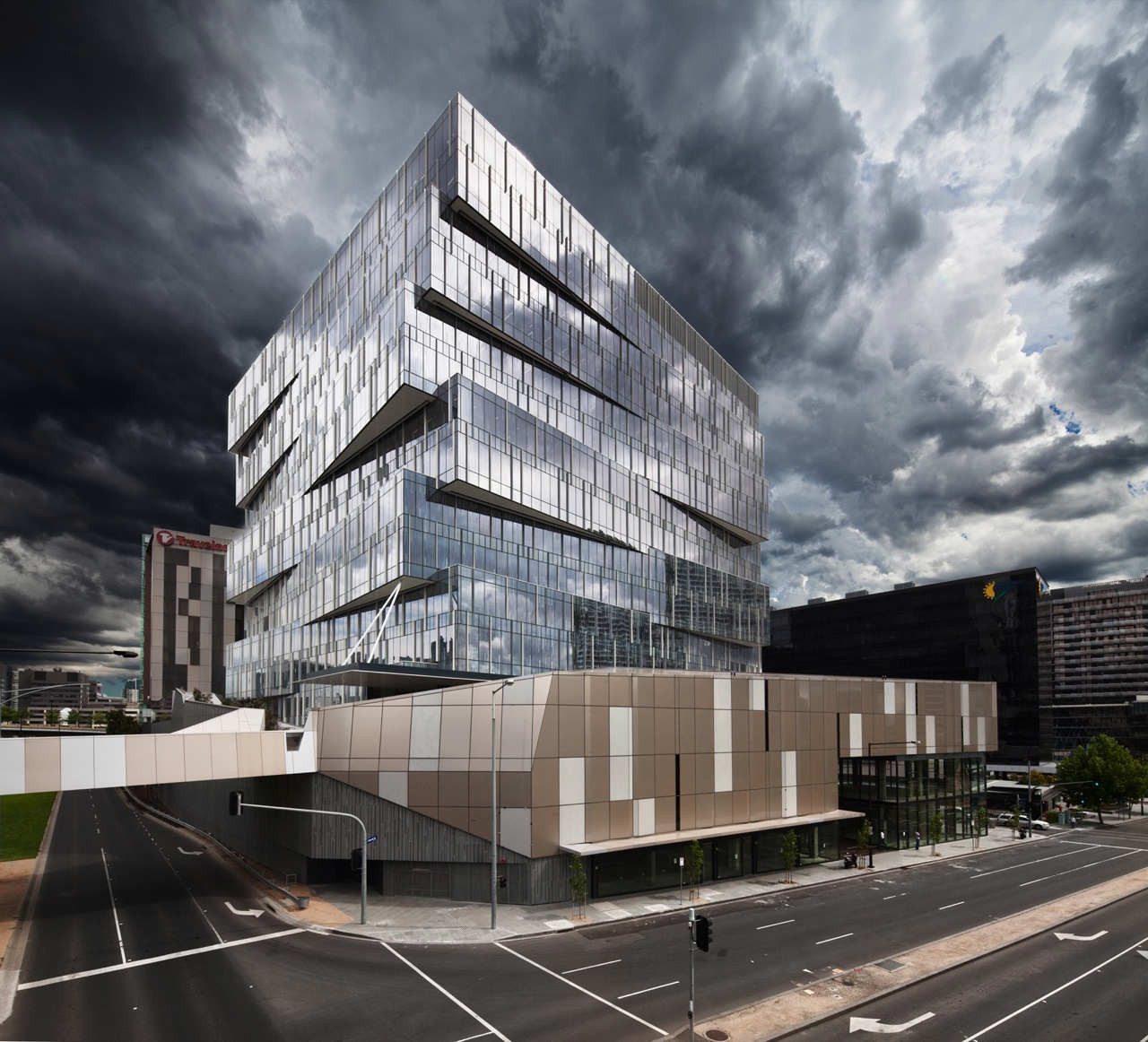 Seven17 Bourke Street Metier3 Architects Archdaily