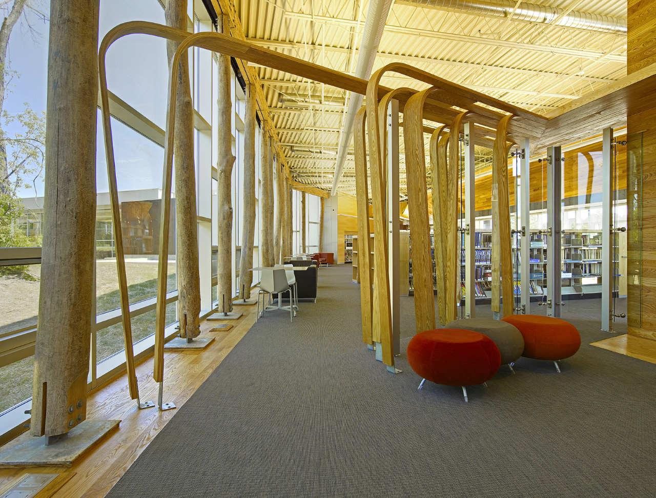 Gallery Of Ann Arbor District Library Inform Studio 13