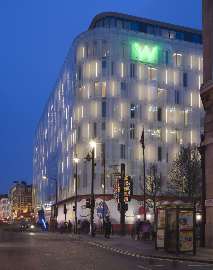 W Hotel Leicester Square London