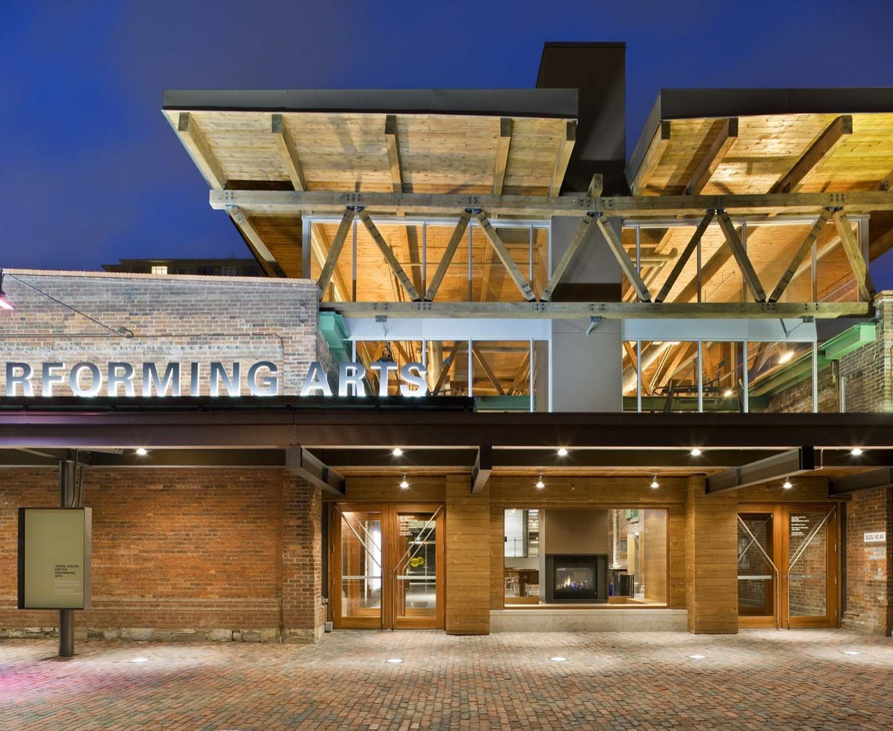 Young Centre Performing Arts Kpmb Architects
