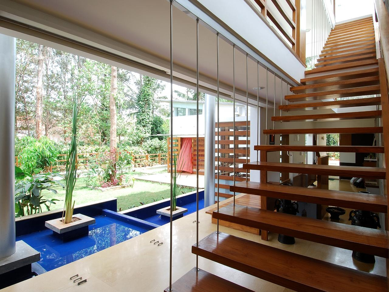 Gallery Of House Of Pavilions Architecture Paradigm 10