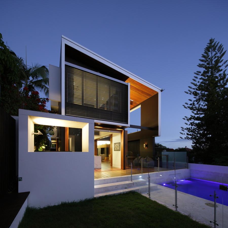Browne Street House  Shaun Lockyer Architects  ArchDaily