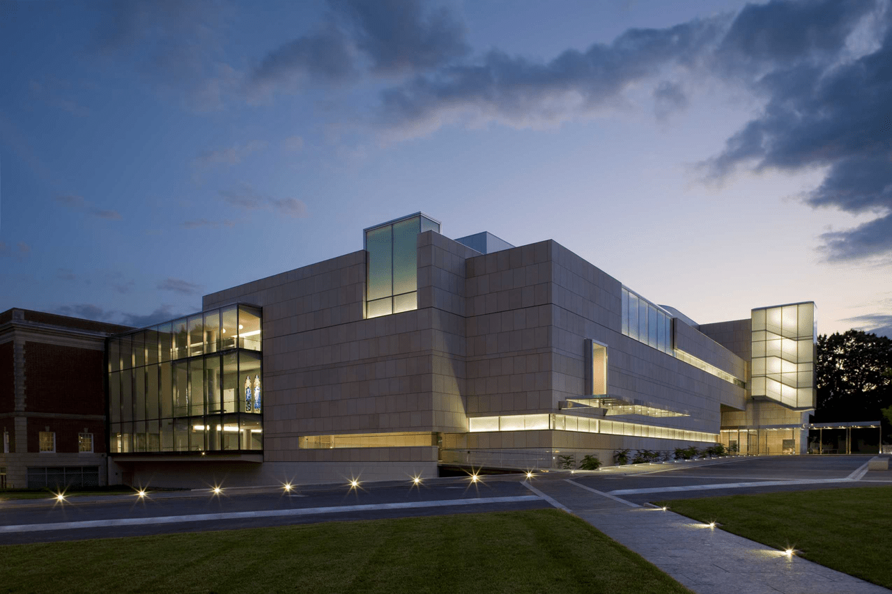 Virginia Museum Of Fine Arts Rick Mather Smbw Archdaily