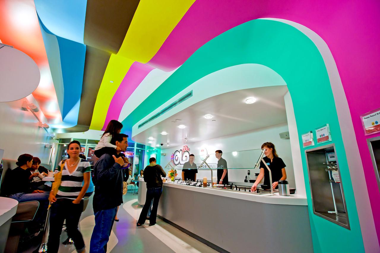 Gallery of Olo Yogurt Studio  Baker Architecture  Design  8
