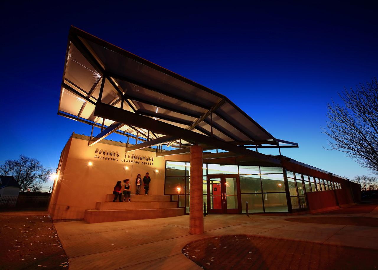Duranes Elementary School  Baker Architecture  Design  ArchDaily