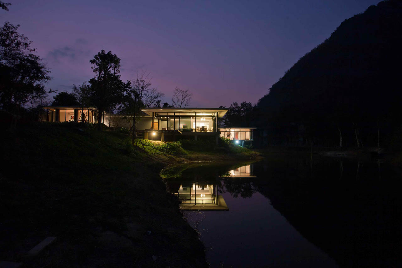 Gallery Of Lake House Openbox Architects 1