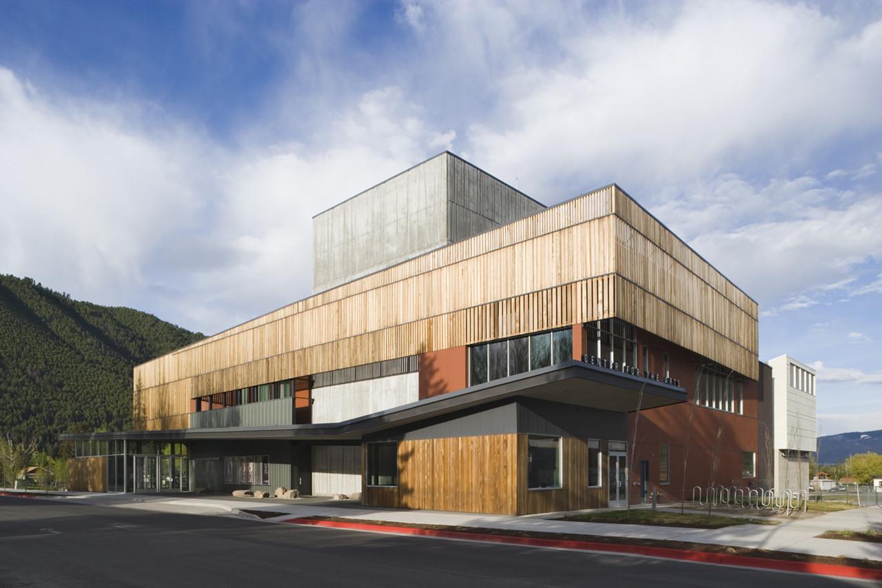 Jackson Hole Center Arts Performing Pavilion