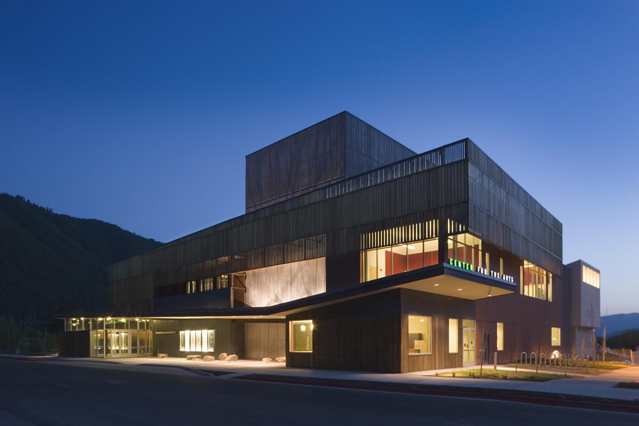 Jackson Hole Center Arts Performing