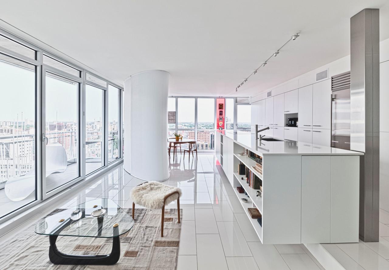 Redeveloper Apartment Kariouk Associates Archdaily
