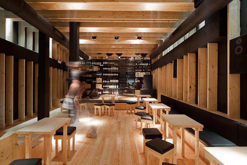 Bar La Boheme  AVA Architects  ArchDaily