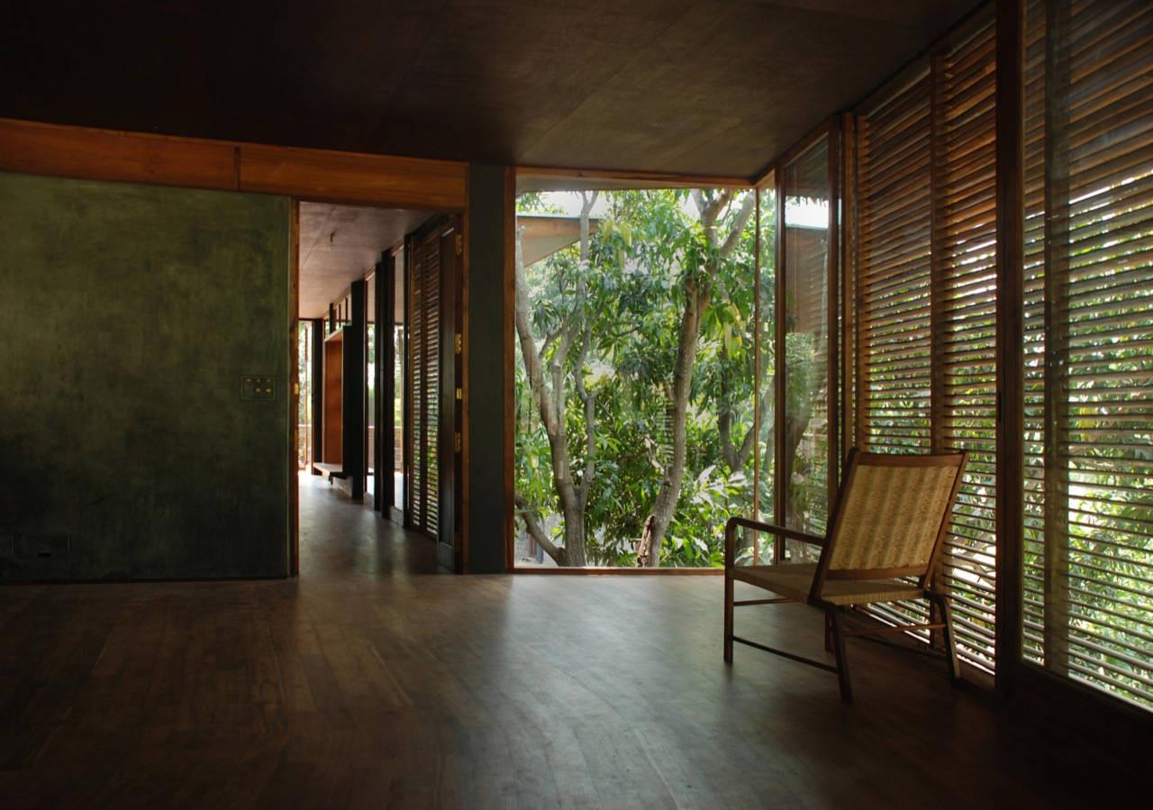 Gallery of Belavali House  Studio Mumbai  21