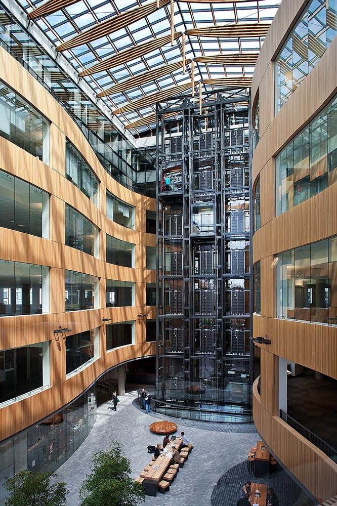Gallery Of The Atrium D Ambrosio Architecture Amp Urbanism 6