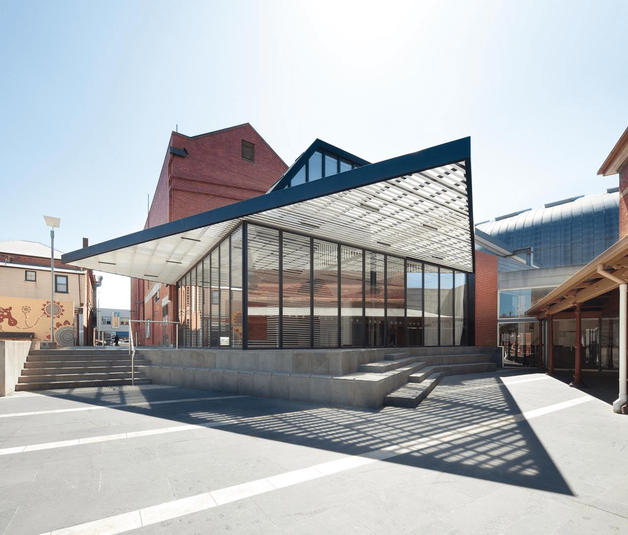 annexe searle x waldron architecture
