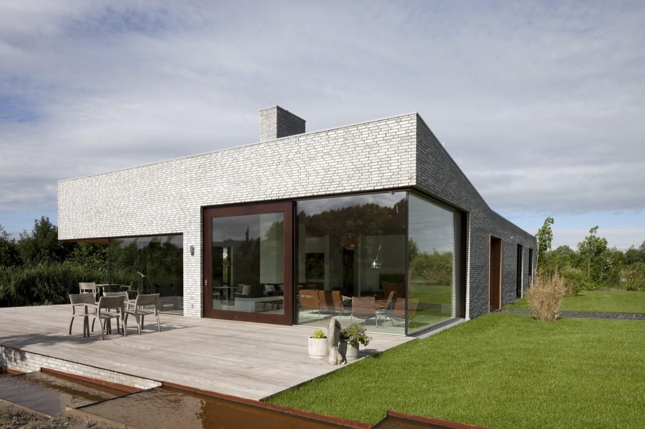 Villa Frenay 70f Architecture Archdaily