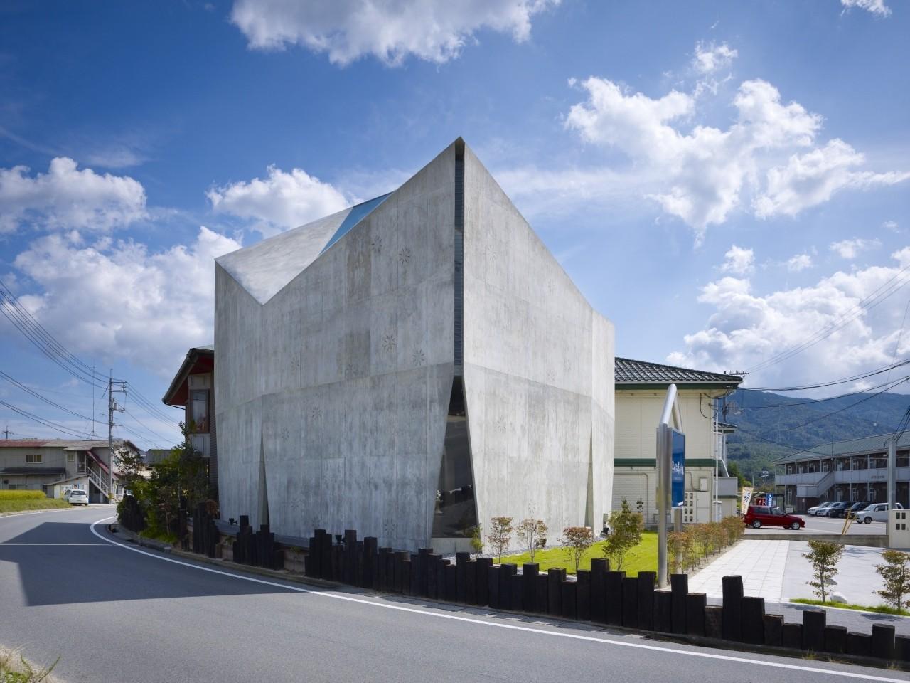 Mecenat Art Museum Naf Architect & Design - 1
